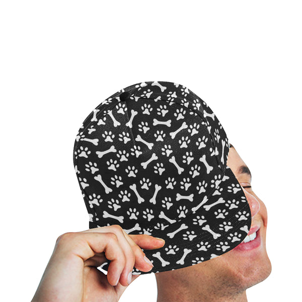 All Over Print Snapback Hat