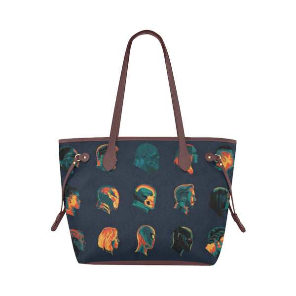 Clover Canvas Tote Bag