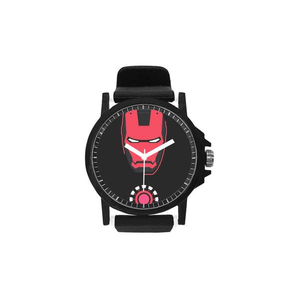 Unisex Silicone Strap Plastic Watch