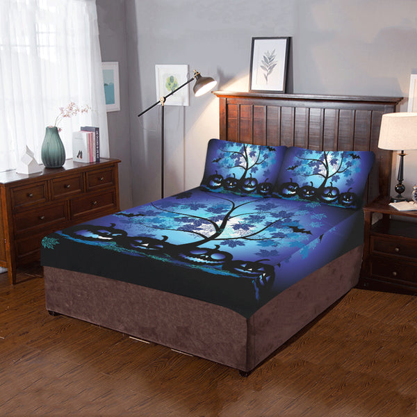 Polyester 3-Pieces Bedding Set