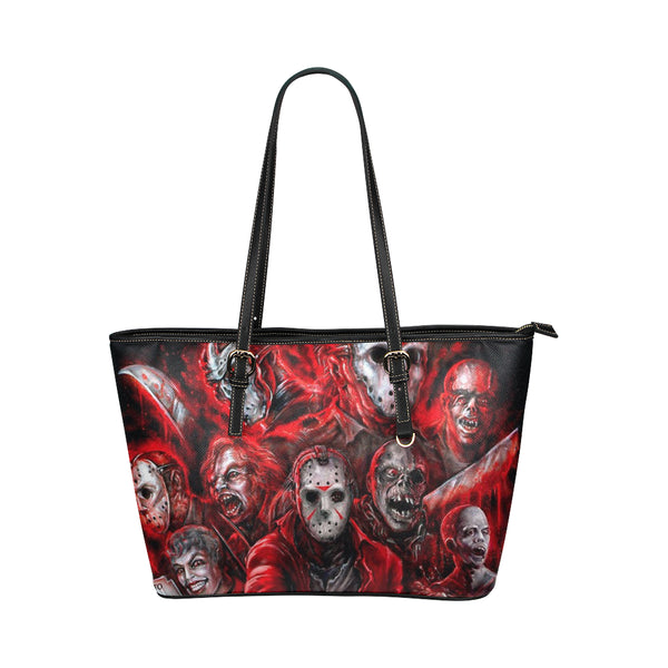 Bloody Villains Tote Bag for Women