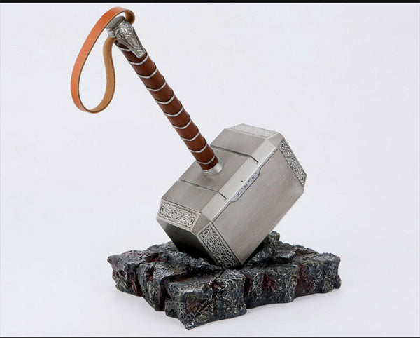 Limited Edition Supply Marvel Thor Hammer Bluetooth Audio Wireless Speaker 1:1 Cosplay