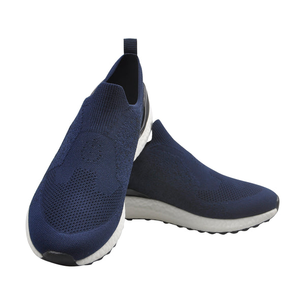 Blue Women Casual Wear Running Sneakers