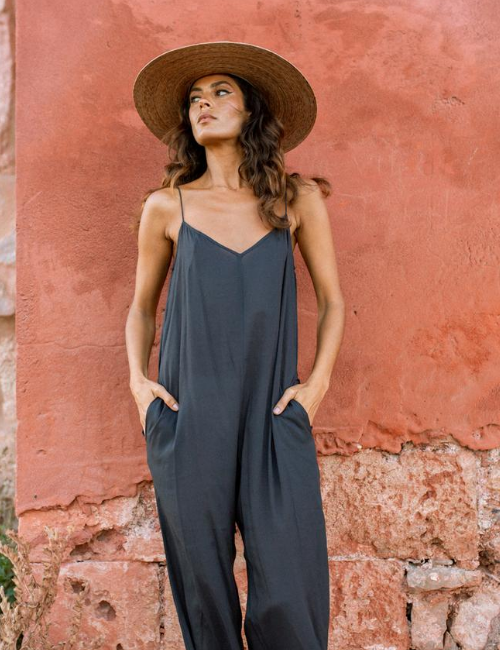JAIPUR JUMPSUIT HEMP