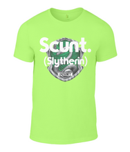 Scunt Tee (Slytherin) SFW