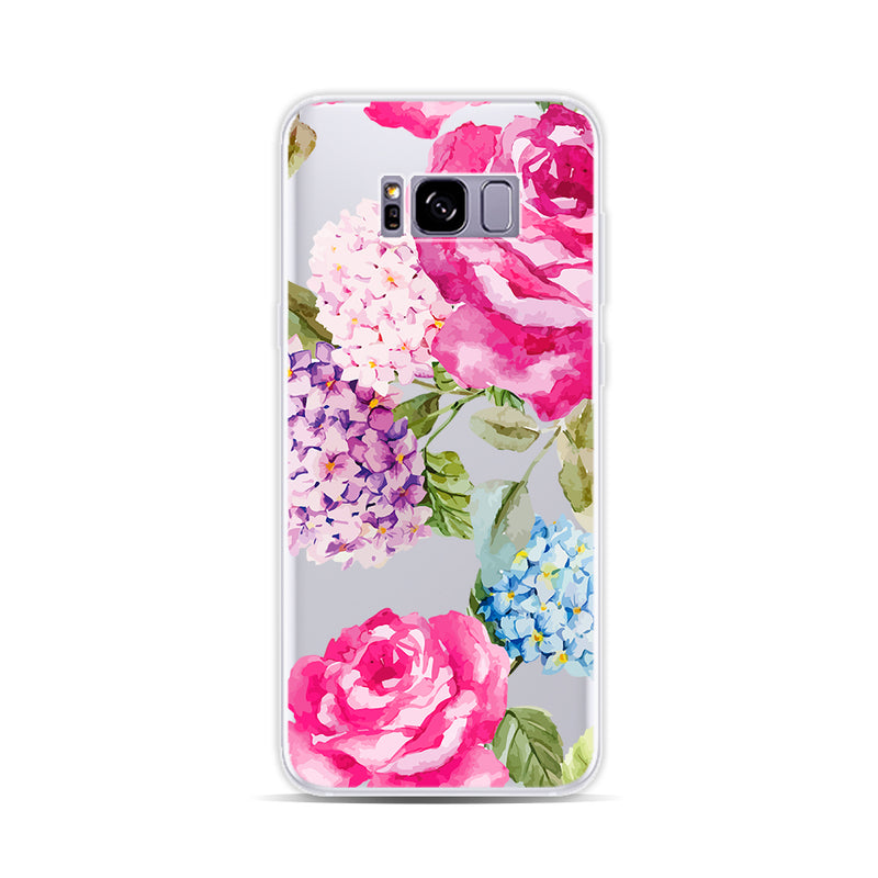 Roses and Hydrangeas - DesignoCase