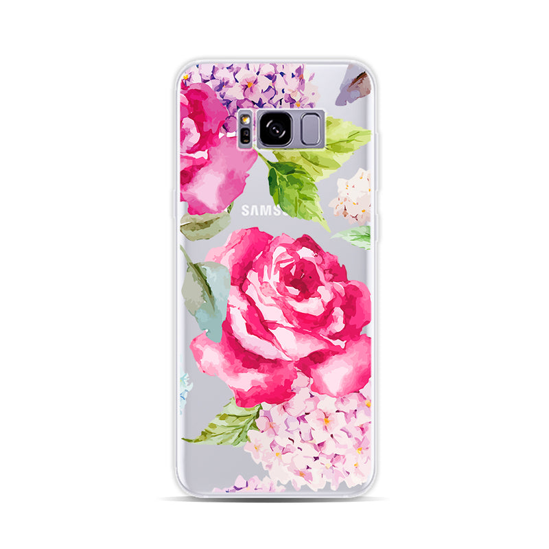 Roses and Hydrangeas 2 - DesignoCase