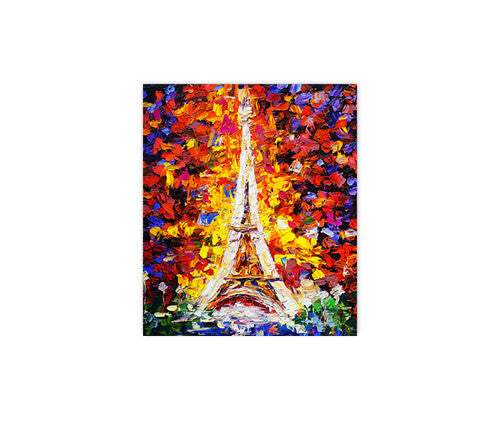Eiffel Tower Painting - DesignoCase