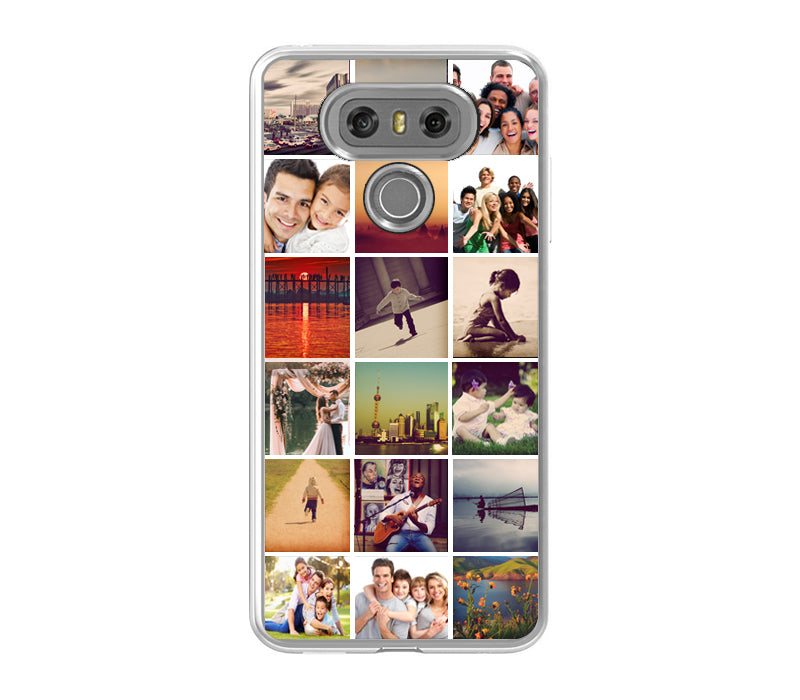 Custom Photos Collage LG - DesignoCase
