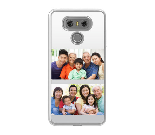 LG Custom Photos Collage - DesignoCase