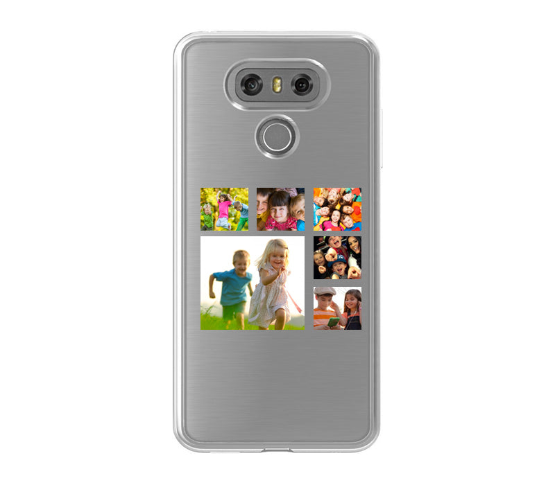 Custom Collage LG Case - DesignoCase