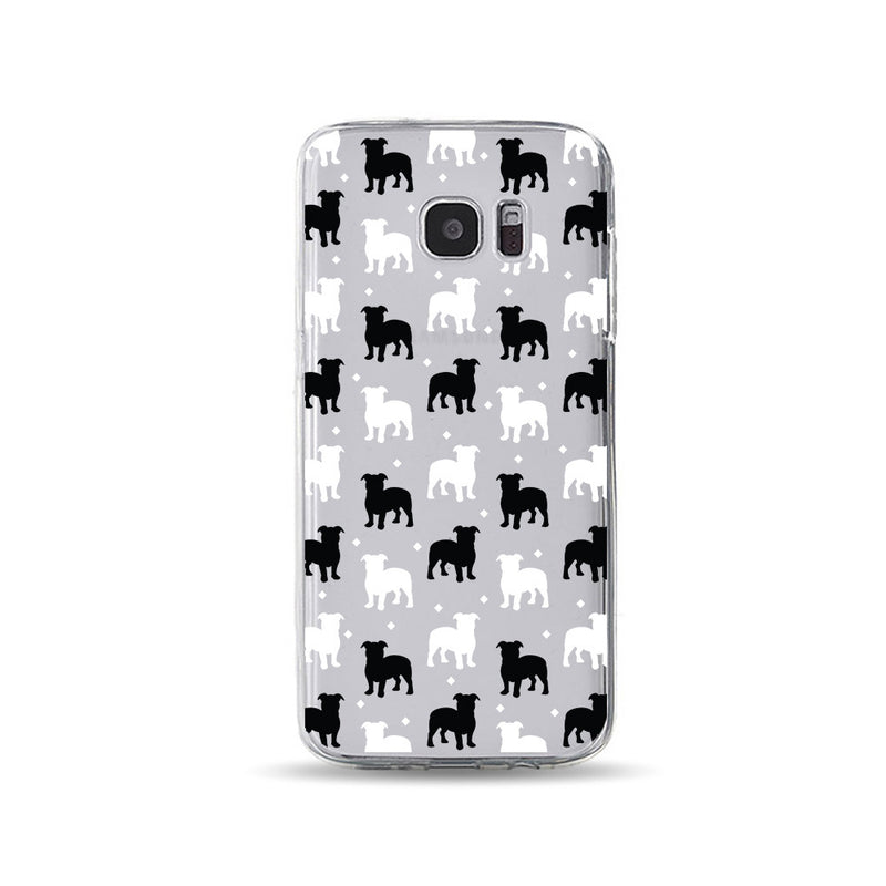 Black and White Dog - DesignoCase