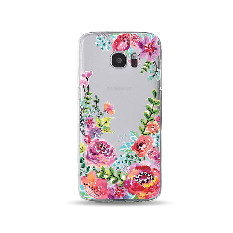 Water-colour Floral - DesignoCase