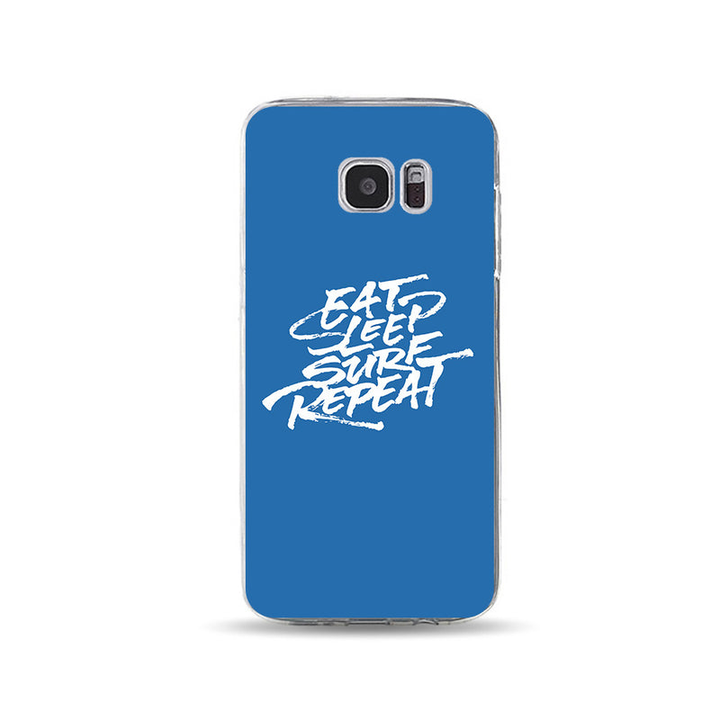 Eat Sleep Sure Repeat - DesignoCase