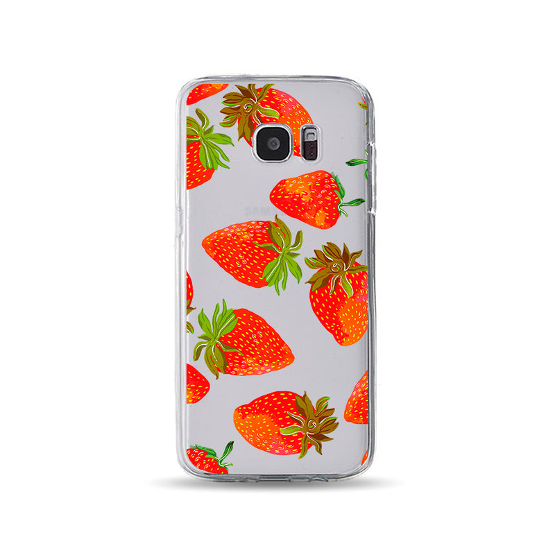 Mature Strawberries - DesignoCase