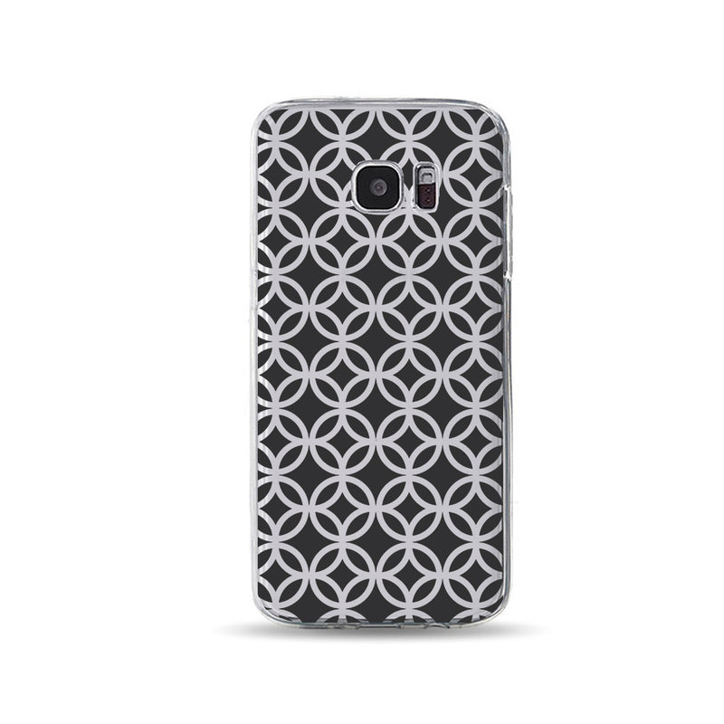 Ancient Chinese Bronze Coin Pattern Phone Cases - DesignoCase