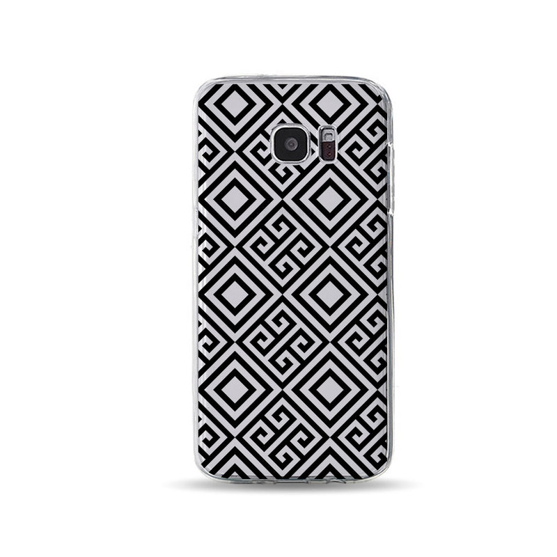 Ancient Chinese Window Grilles Phone Cases