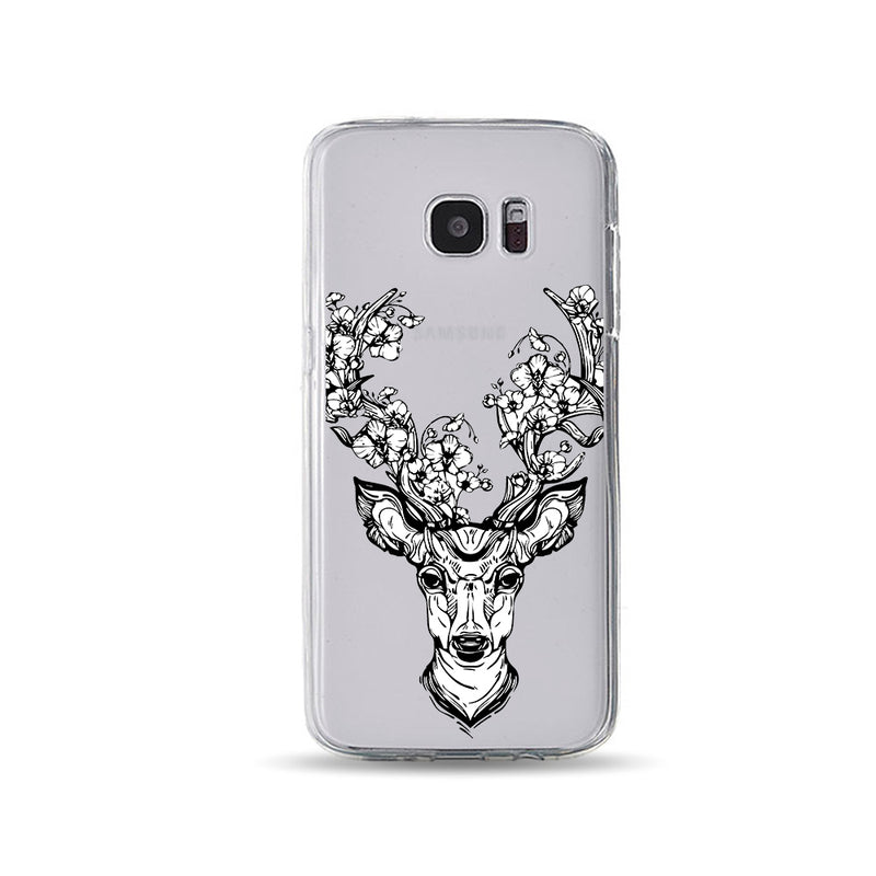 Female Deer Head - DesignoCase