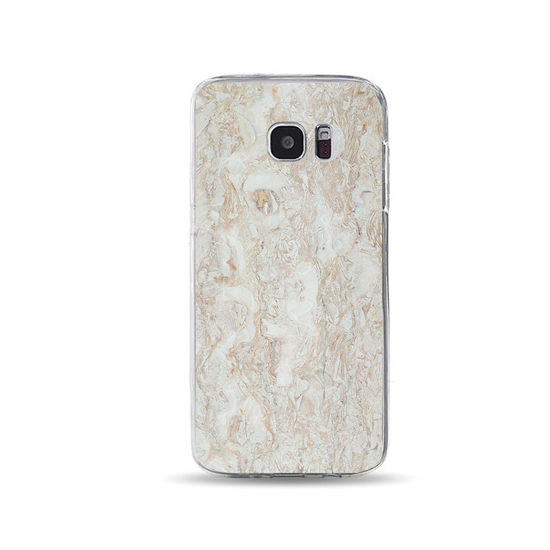 Beige Marble Stone Cool phone cases - DesignoCase