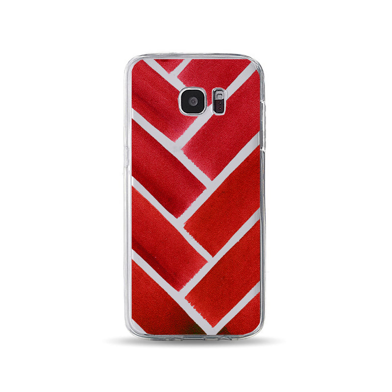 Red Rectangles - DesignoCase