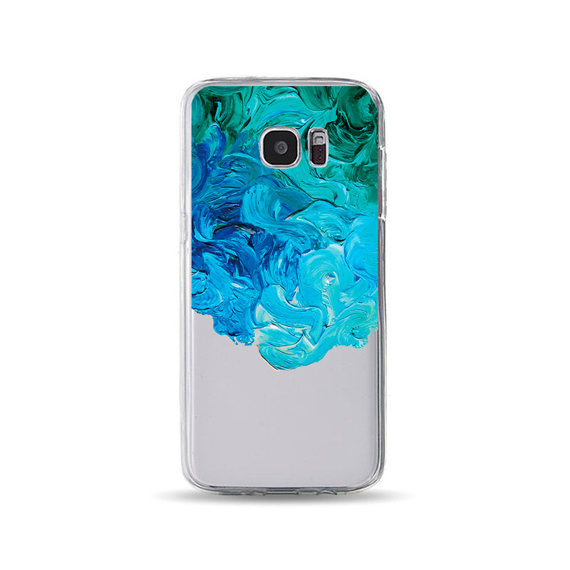 Peacock Paint 1 - DesignoCase