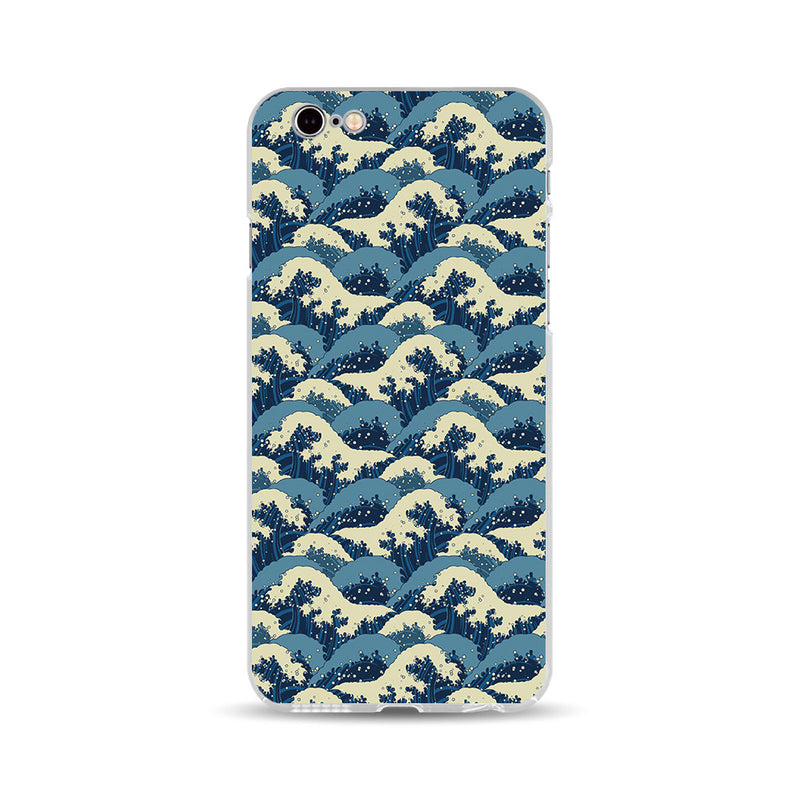 Blue Water Waves - DesignoCase