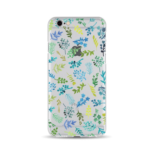 Leaves and Flowers - DesignoCase