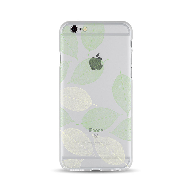 Green Leaves Veins - DesignoCase