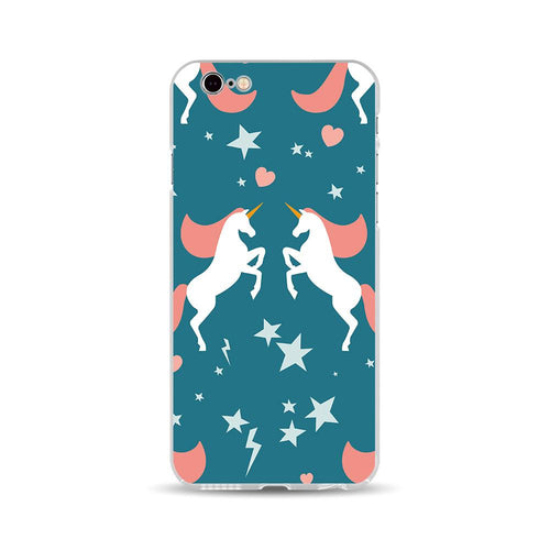 Unicorn in Love - DesignoCase