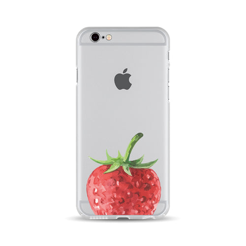 Big Strawberry Cool phone case