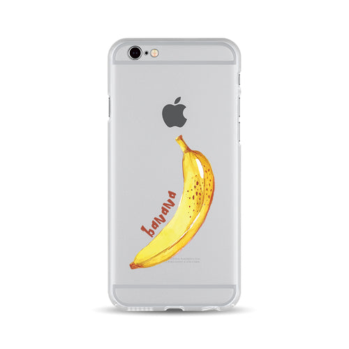 Banana ready to eat Cool phone case