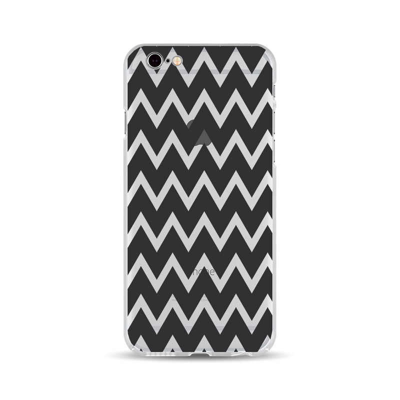 Bold Zigzag Paths cool phone case - DesignoCase