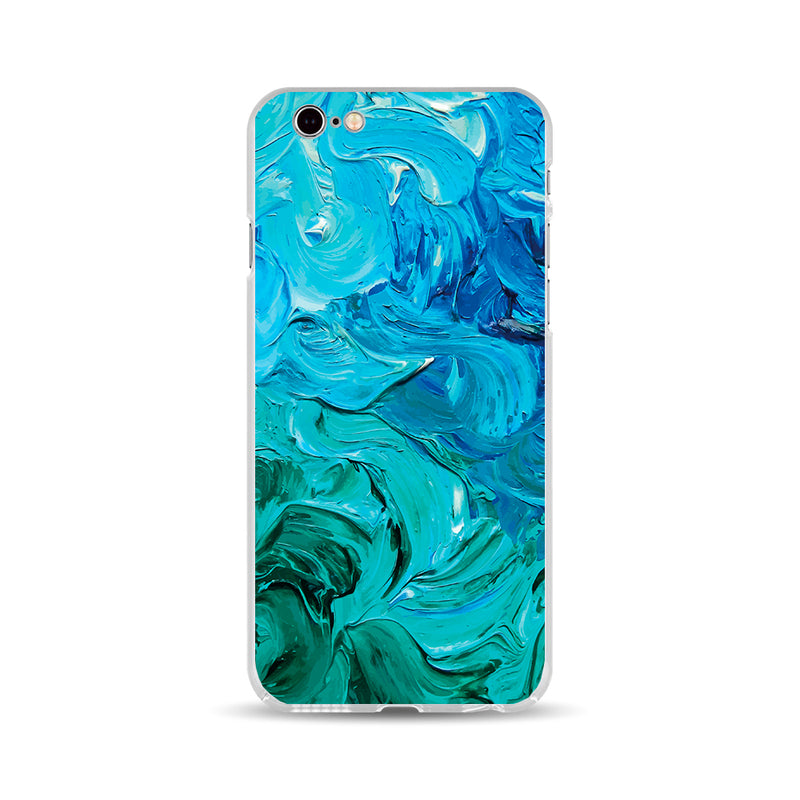 Peacock Paint 3 - DesignoCase