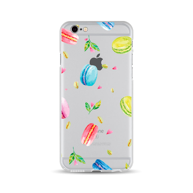Macarons and Leaves - DesignoCase
