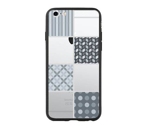 Abstract Collage Custom Phone Case - DesignoCase