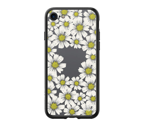 Custom iPhone Case: Daisy Flower - DesignoCase