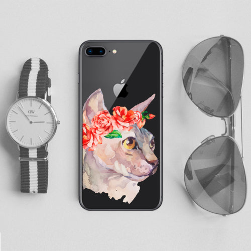 Watercolor Cat - DesignoCase