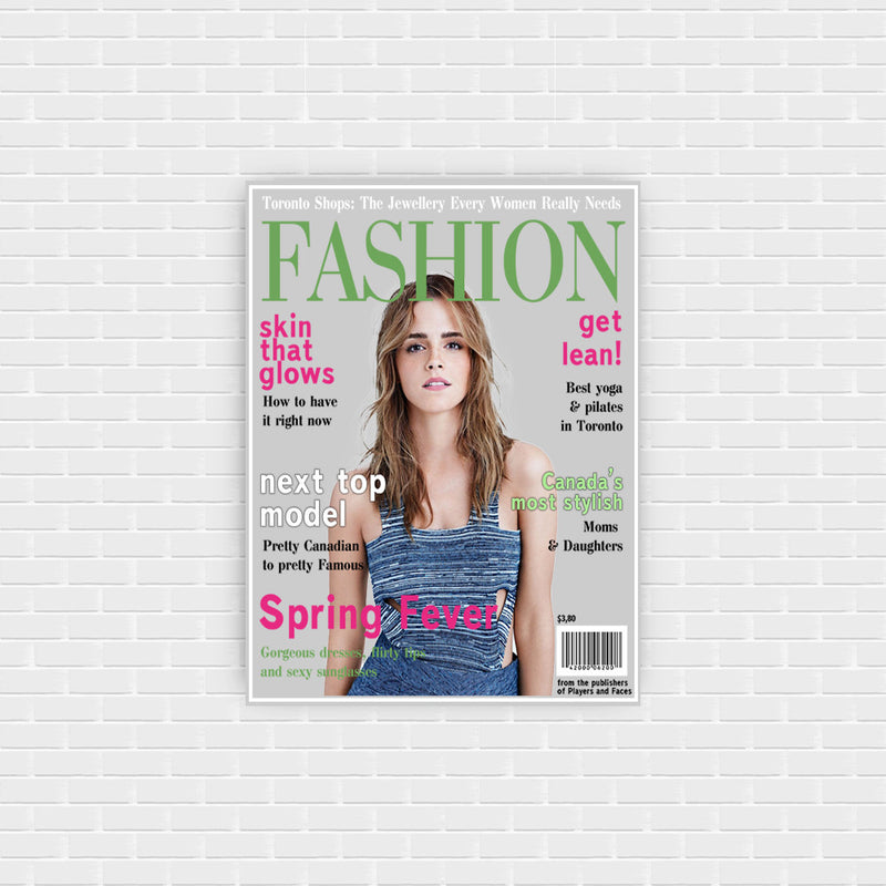 Fashion Magazine - DesignoCase