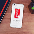 Couple's Case: Coke - DesignoCase
