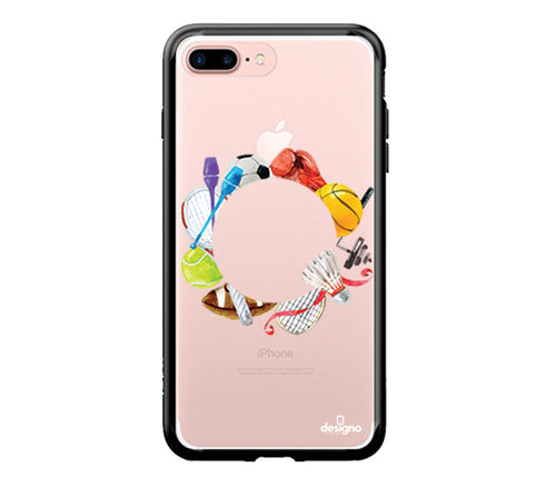 Iphone 7 Plus Sport Love Designs - DesignoCase