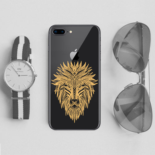 Zen Lion Head - DesignoCase