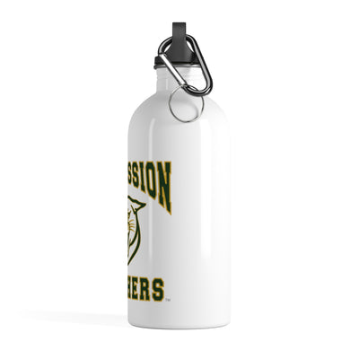 Old Mission Panthers White Stainless Steel Water Bottle