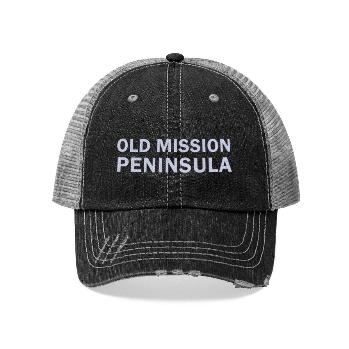 Old Mission Peninsula Unisex Trucker Hat
