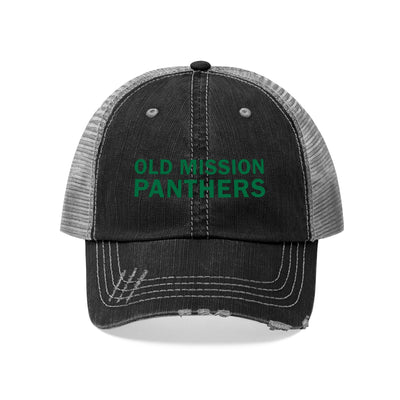 Old Mission Panthers Unisex Trucker Hat