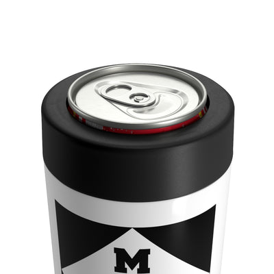 M37 White Stainless Steel Can Holder