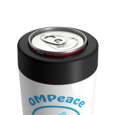 OMPeace White Stainless Steel Can Holder