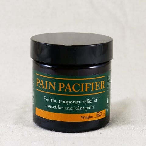 Pain pacifier