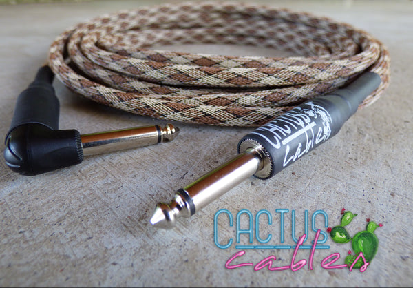 """The Mojave"" Instrument Cable"