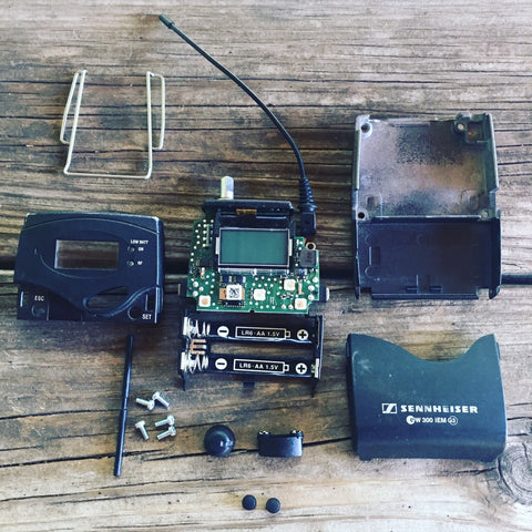 Sennheiser Wireless Antenna Repair