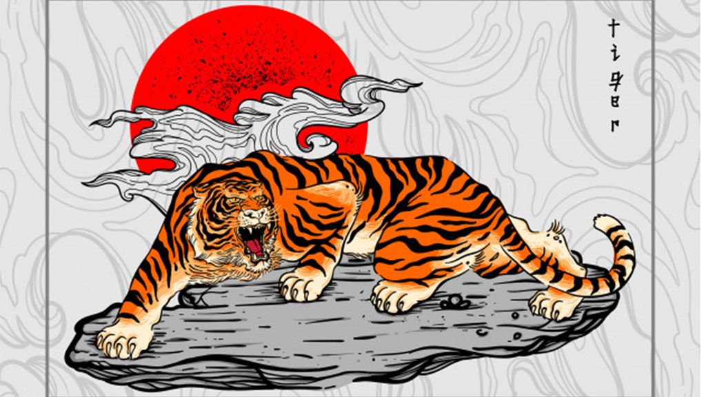 The Japanese Tiger Symbol and its Meaning